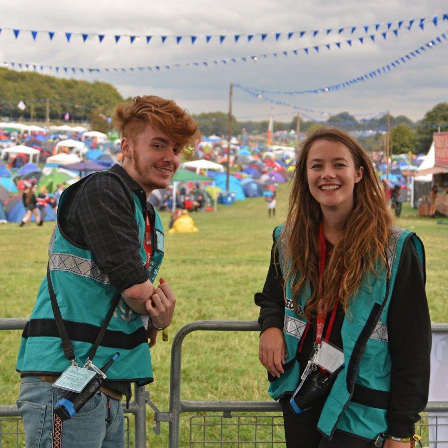 Leeds volunteers