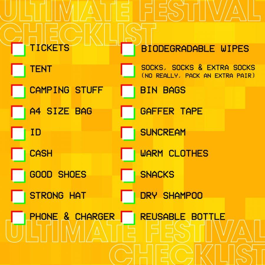Stuff-Checklist