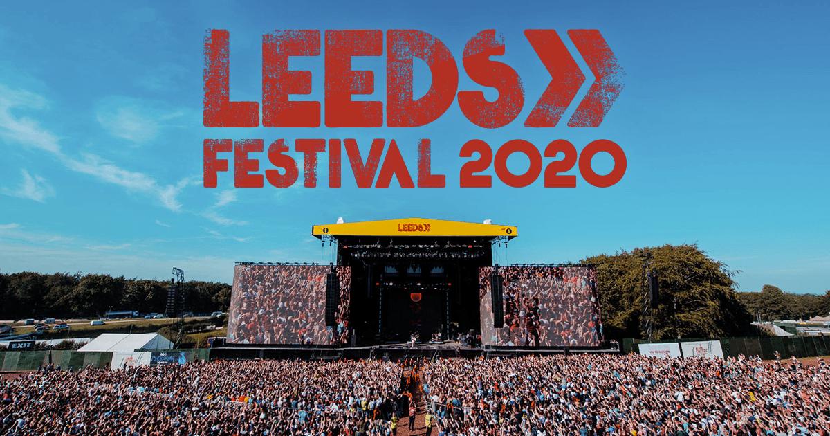 Leeds Festival | 28 — 30 August, Bramham Park