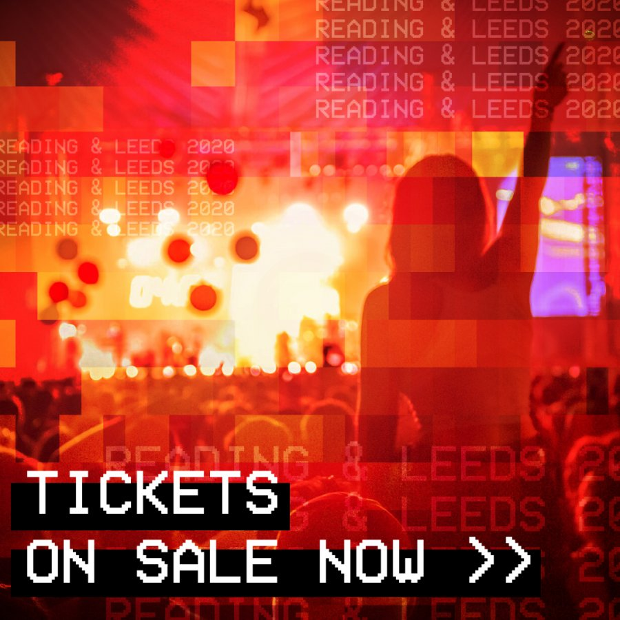 Leeds Festival 2020 tickets