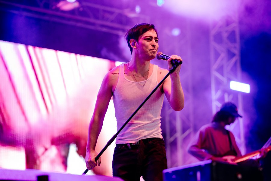 Radio 1 Stage crowd goes wild for YouTube sensation Joji