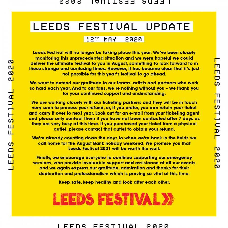 Leeds update